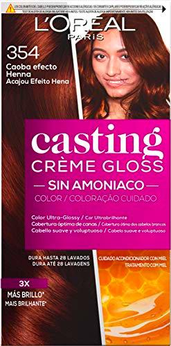 L'Oreal Paris Casting Crème Gloss Coloración Sin Amoniaco