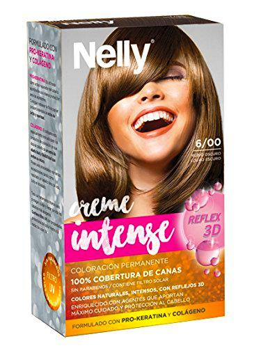 Nelly Set Tinte 6/00 Rubio Oscuro - 50 ml